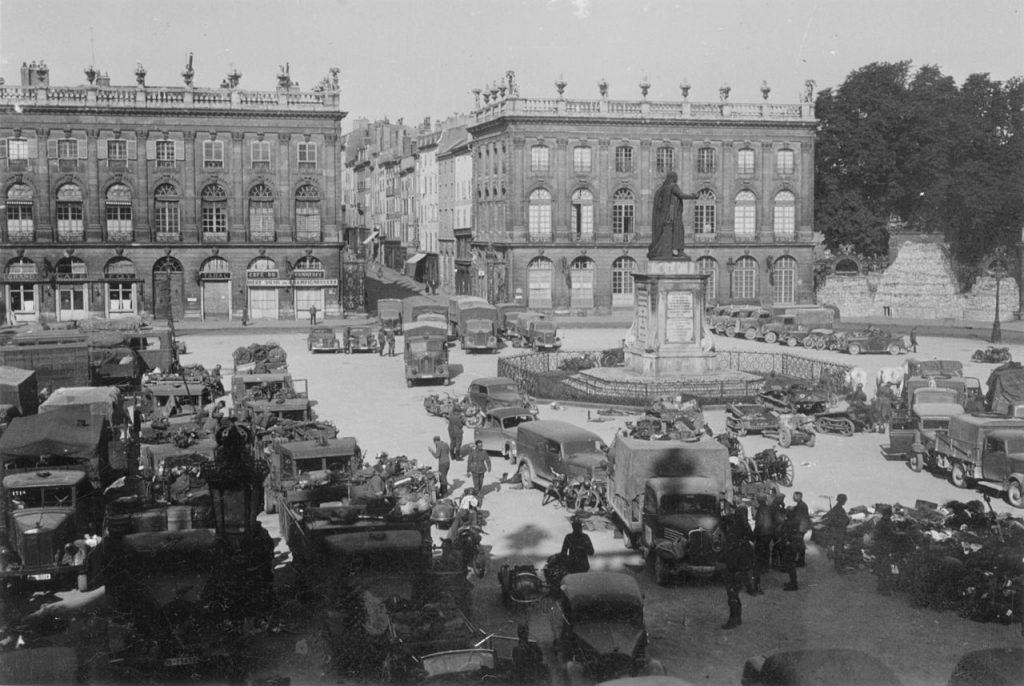Guerre et armée en Lorraine