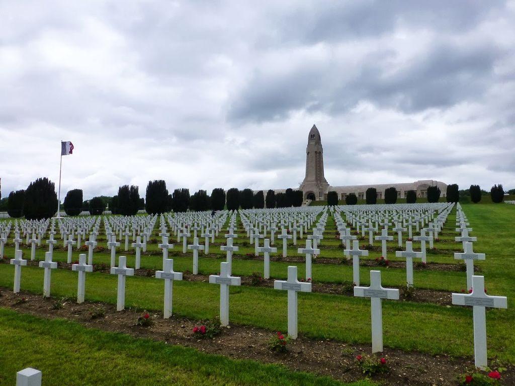 L'Ossuaire de Douaumont ou la mémoire de la guerre